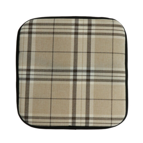 Non-slip Cotton Office Home Chair Cushion Dining Chair Seat Pad Square 40cm