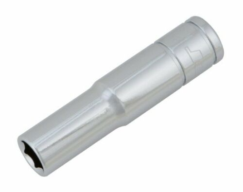 Wilmar W36407 Performance Tool  1//4 In Drive 7mm Deep Well 6 Point Socket