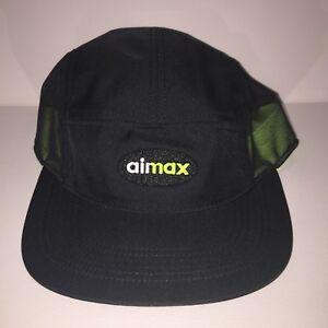 381a1ae1e43 Nike Air Max OG Black   Neon Icon Hat - 90 1 95 97 98 TN - BNWT