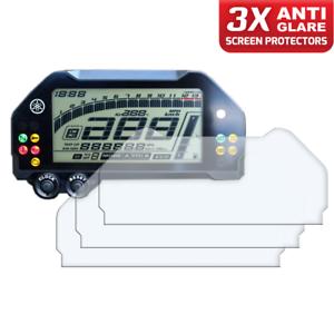 Honda CB125R CB300R 2018 Armaturenbrett Tacho Displayschutzfolie 3 x Ultra Klar
