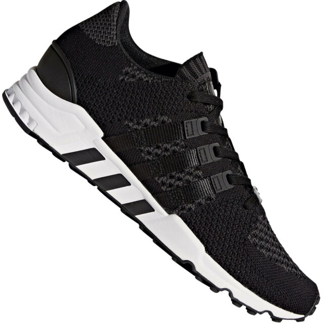pretty nice 97915 a7446 adidas EQT Support RF Primeknit Shoes Equipment Trainers Bla