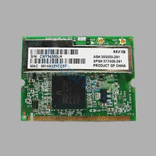 BroadCom HP BCM94306MP BCM4306 341337 347012 350219 Wireless Mini Pci WLAN Card