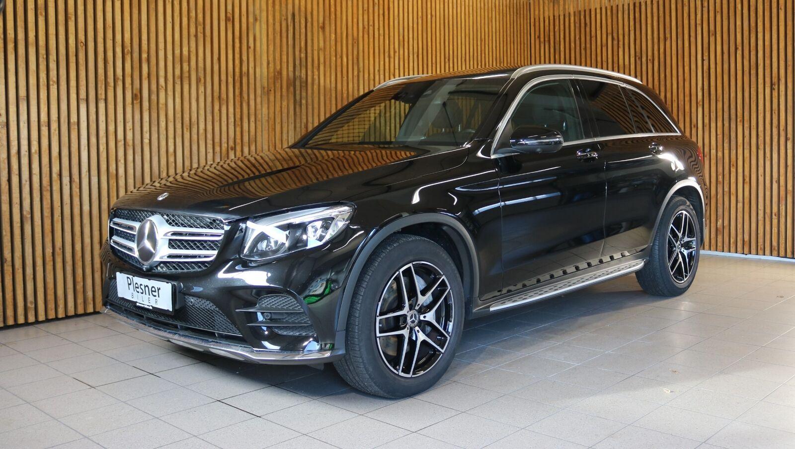 Mercedes GLC250 d 2,2 AMG Line aut. 4Matic 5d