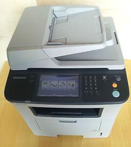 SAMSUNG-SCX-5835-MFP-4in1-nur-44-485-Seiten-4-Toner-256MB-NEC-USB-80GB-HDD