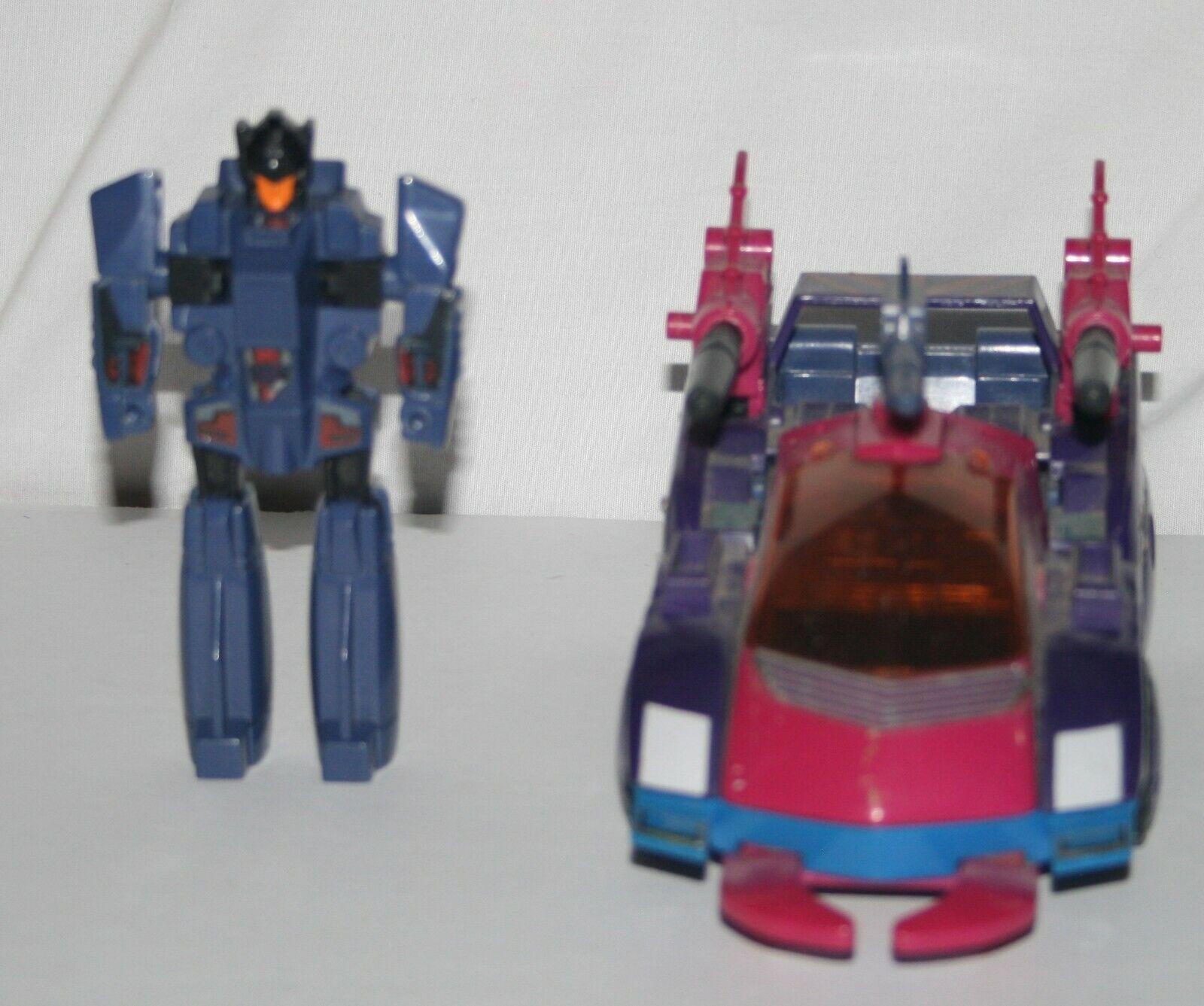 Transformers G1 pretender roadgrabber Completo