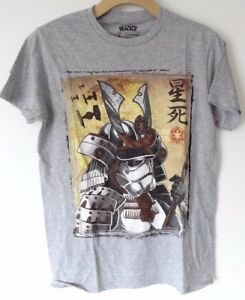 STAR-WARS-SAMURAI-STORMTROOPER-GRAPHIC-TEE-T-SHIRT-OFFICIALLY-LICENSED-NEW-MENS