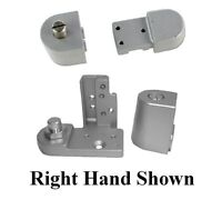 Kawneer Style Offset Pivot Hinge For Glass Storefront Aluminum Commercial Door