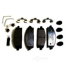 Disc Brake Pad Set-Semi-metallic Pad Kit with hardware Front fits 2004 Quest