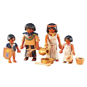 Playmobil-Egyptian-Family-Building-Set-6492-NEW-Learning-Toys