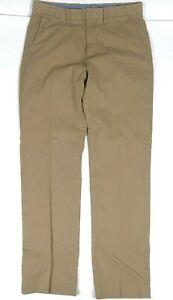 J-Crew-Men-039-s-Pants-Size-32-X-34-Classic-Fit-Pleated-Beige-Tan-Khaki