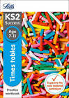 Times Tables Age 7-11 Practice Workbook by Letts KS2 (Paperback, 2015)