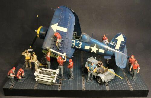 JOHN JENKINS SECOND WORLD WAR WW2 BH-36 FLIGHT DECK ROCKET CREW #1 MIB