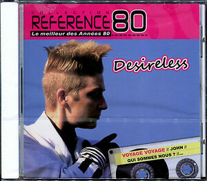DESIRELESS-BEST-OF-REFERENCE-80-CD-ALBUM-NEUF-ET-SOUS-CELLO