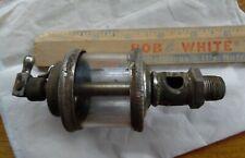 Vintage Hit Amp Miss Engine Oilernathan Mfg Co 846glass Amp Nicklegood As Found