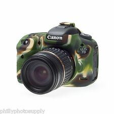 easyCover Armor Protective Skin for Canon 7D Mark II Camo ->Free US Shipping