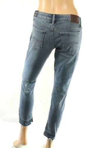 Crop Emma pour Lucky publi Jeans Curvy femmes Brand f8qFngtwZS