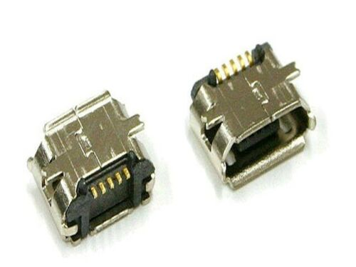 UK First class . 1x Micro USB Type B Female Socket 5-Pin SMD SMT Jack Connector