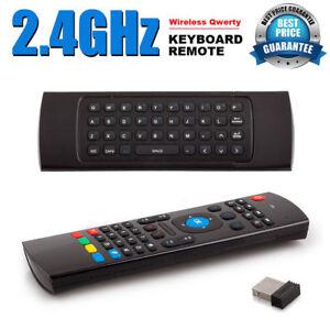 7e26bcdf937 Fly Air Mouse 2.4G 10M Wireless Control Keyboard Remote LG Kodi IPTV ...