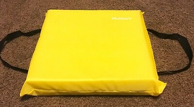 Throwable Boat Foam Safety Cushion 40103 Yellow Type IV