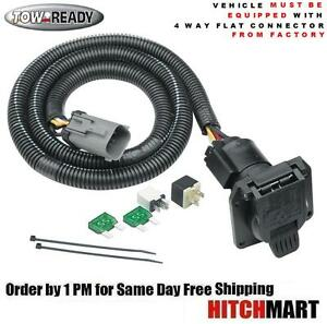 7 way trailer hitch wiring  for 1999 2001 ford f350 sd
