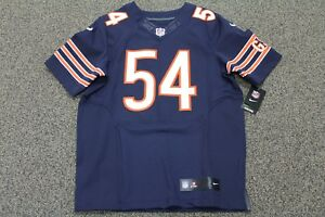 hot sales ee4b2 f8316 Nike Hombre NFL Chicago Bears Brian Urlacher Elite Jersey ...
