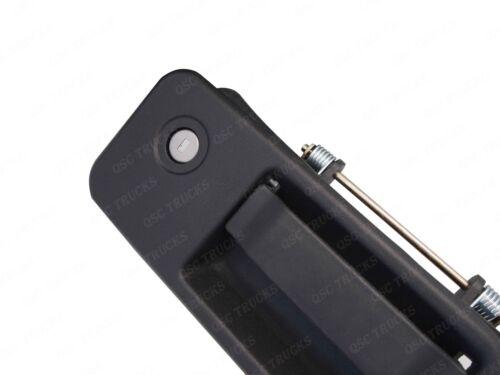 QSC Door Handle w// 2 Keys Left Driver Side for Volvo VNL Truck