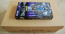 Super R-Type Super Famicom III *1 BRAND NEW Game Taken From A Box of 10