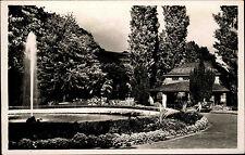 Bad Kreuznach Rheinland-Pfalz Rheinhessen AK ~1940 Roseninsel Kurpark Parkanlage