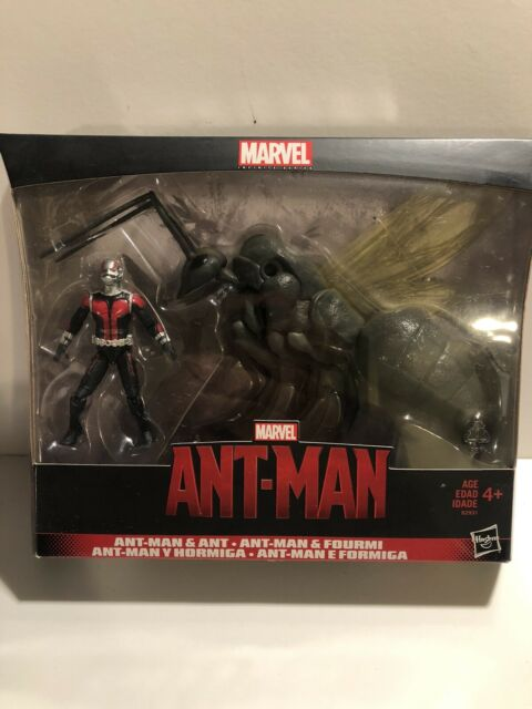 Ant-Man & Ant Action Figure Set * Marvel Infinite Series * NIB