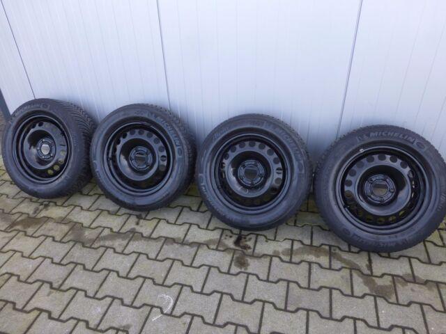Winterräder Winterreifen 205/60 R16 Opel Astra J LK 115 Michelin 5,0mm