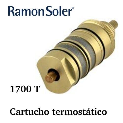 CARTUCHO TERMOSTATICO 1700T DE GRIFO RAMON SOLER PARA REPUESTO RS TERMOLUX