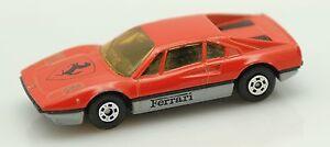 Matchbox Ferrari 308 Gtb 1981 Vintage Sehr Schön Made In Macau Ebay