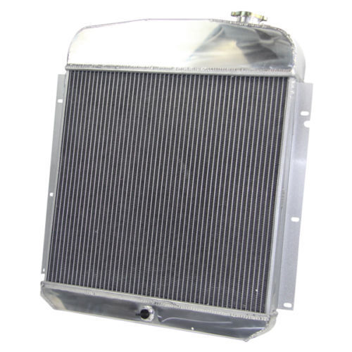 3ROW ALUMINUM RADIATOR Fit FOR 1947-1949 PLYMOUTH//CHRYSLER P15//DELUXE 1948