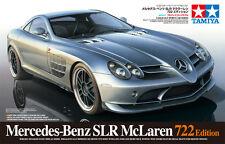 Mercedes SLR McLaren 722 Edition 1/24 KIT DI MONTAGGIO 24317 TAMIYA