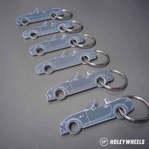 toyota Ford kia fiat honda car keychain nissan miata Mazda mx5 BMW