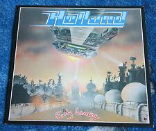 HOLLAND EARLY WARNING 1984 LP EBONY RECORDS EBON 17
