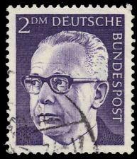 GERMANY 1044 (Mi645) - President Gustav Heinemann (pf60926)