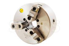 12 3 Jaw Reversible Self Center Lathe Chuck D1 8 Mounting 0047 Tir Cert