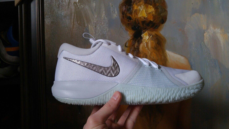 Nike Zoom  Assersione cromo Glacier blu Dimensione 9.5 10.5 11 12 simile a kyrie  negozio di sconto