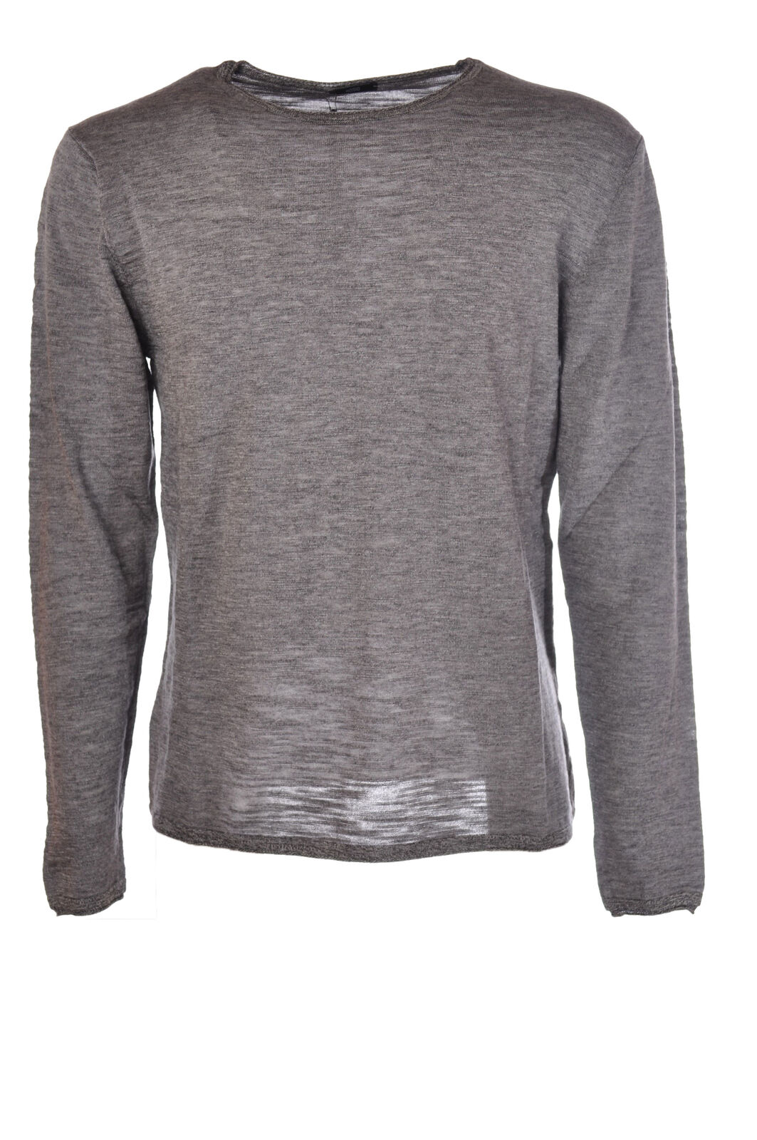 Hosio  -  Sweaters - Male - Grau - 2788008A183857