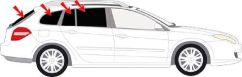 Protección solar coche reconstituida solar cegar renault laguna 3 grandtour año 07-15