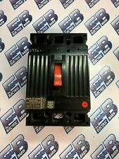 THED124025 GE THED 2 pole 25 amp 480 volt in 3P  Frame Circuit Breaker TESTED