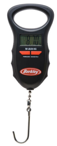 Berkley Digital Fish Scale 50lb 1318379 Waage Angelwaage Scale Digital Scale