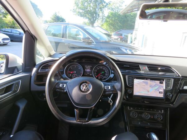 VW Touran 2,0 TDi 150 Highline DSG 7prs - billede 5