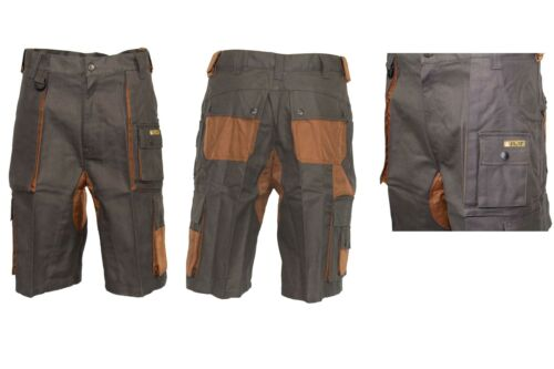 Vee /& Kay Profi-Arbeitsshorts Kurze Hose Arbeitshose in 3 Farben Shorts Bermuda
