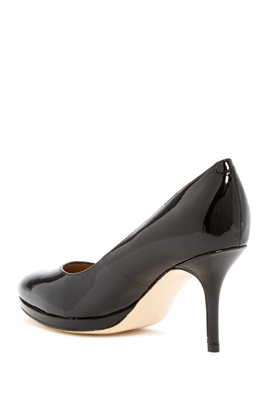 UKIES Paris Pump Women's shoe, Almond toe Open vamp, Slip-on Size 8.5B, $189 NWB