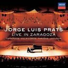 Jorge Luis Prats: Live in Zaragoza (CD, Apr-2012, Decca)
