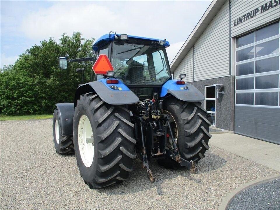 New Holland, TM190 SS Med frontlift, timer 7716