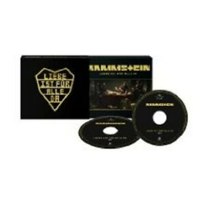 RAMMSTEIN-034-LIEBE-IST-FUR-ALLE-DA-034-SPECIAL-EDTION-2-CD-16-TRACKS-ROCK-NEW