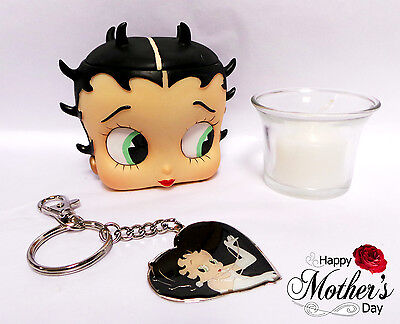 Betty Candle head and keyring Betty Boop Mothers Day gift